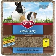 Viruta Natural Kaytee Clean & Cozy 12.3 Lt