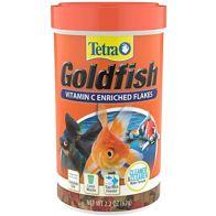 Alimento para Goldfish Tetra 2.2 oz