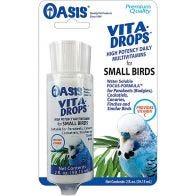 Vitaminas para Aves Pequeñas 2 Oz.