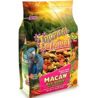 Alimento para Guacamaya Tropical Carnival 14 LB