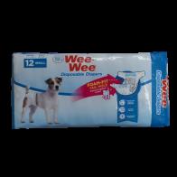 Pañal Desechable para Perro Four Paws SM 12UN