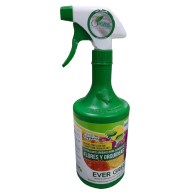 Fertilizante Evergreen para Plantas de Flores 1 Lt