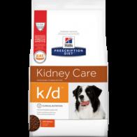 Alimento Medicado para Perro  K/D Cuidado del riñón Hills 8.5 lbs