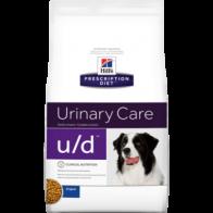Alimento Medicado para Perro  U/D Cuidado Urinario Hills 8.5 lbs