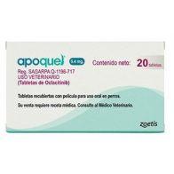 Medicamento para Perro   Apoquel 5.4 mg 20 tabletas