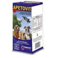 Estimulante del apetito para Perros Apetovit oral 100 ml