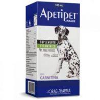 Suplemento vitaminico para Perro   Apetipet 100 mL