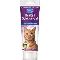 Vitamina en gel para gato control bola de pelos 100g
