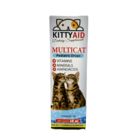 Kitty Aid Multicat 60 ML