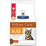 Alimento Medicado para Gato  K/D Cuidado del riñón Hills 4 lbs