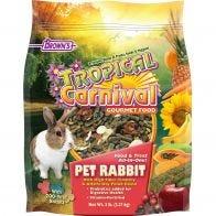 Alimento para Conejo Tropical Carnival 5 LB