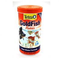 Alimento para peces en hojuelas Tetra Goldfish 200G