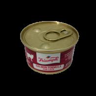 Alimento en Lata para Gato Triumph Sabor Salmon 3 Oz.