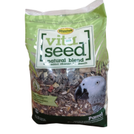 Alimento para perico Vita Seed natural blend 5LB
