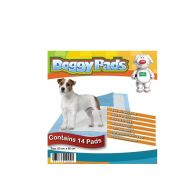 Melo Doggy Pads 60 x 60 cm 14 Unidades.