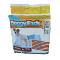 Pañal Alfombra Melo Doggy Pads 60 x 60 50 Unidades