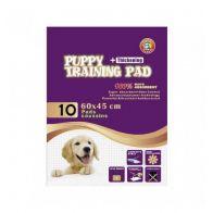 Hushpet pad con adhesivo 10 UND