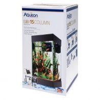 Kit de Pecera Aqueon Acuario LED 15 Columna