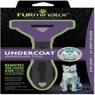 Cepillo para gatos de pelo corto Furminator Medium/Large