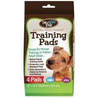 Pads de entrenamiento extra absorbente 4 UN