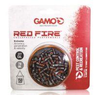 Red Fire Pellets 150 unidades calibre 0.177