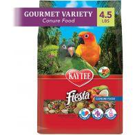 Alimento Kaytee Fiesta para Conuro 4.5 Lb