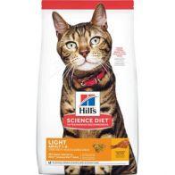 Alimento Seco para Gato Adulto Light Hills 4 lbs