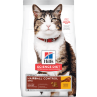 Alimento Medicado para Gato Adulto Control Bolas de pelo Hills 3.5 Kg