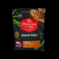 Alimento para Gato Adulto Chicken Soup For The Soul Grain Free Sabor Pollo 4 LB