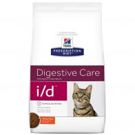 Alimento Medicado para gato Hills Digestive Care I/D 4 Lbs