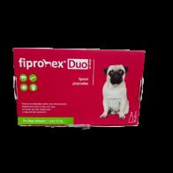 Antiparasitario en Gotas para perro y gato Fipronex Duo 0.67 ml 10 Kg