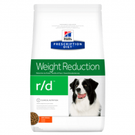 Alimento Medicado para Perro R/D Weight Reduction Hills 17.6 lbs