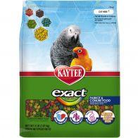 Alimento para loro y conuro Kaytee Exact 4 LB