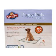 """Pads de entrenamiento para Cachorro Spotty 100 pads 29""""x18"""""""