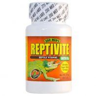 Calcio para reptiles con vitamina D3 Reptitive Zoo Med 57 Gr